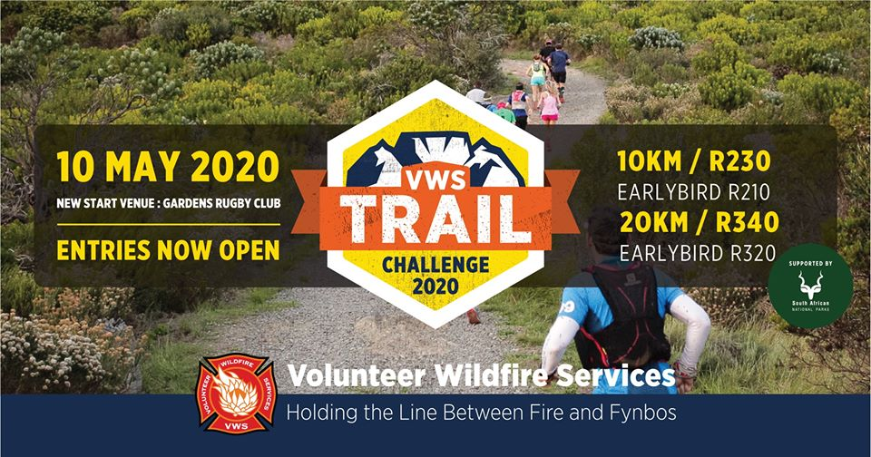 Volunteer Wildfire Service Trail Run