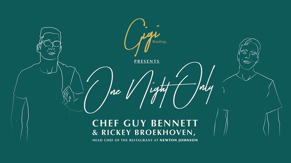 "Gigi Rooftop presents ""One Night Only"""
