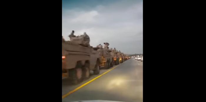 Army rolls into the Cape ahead of nationwide lockdown