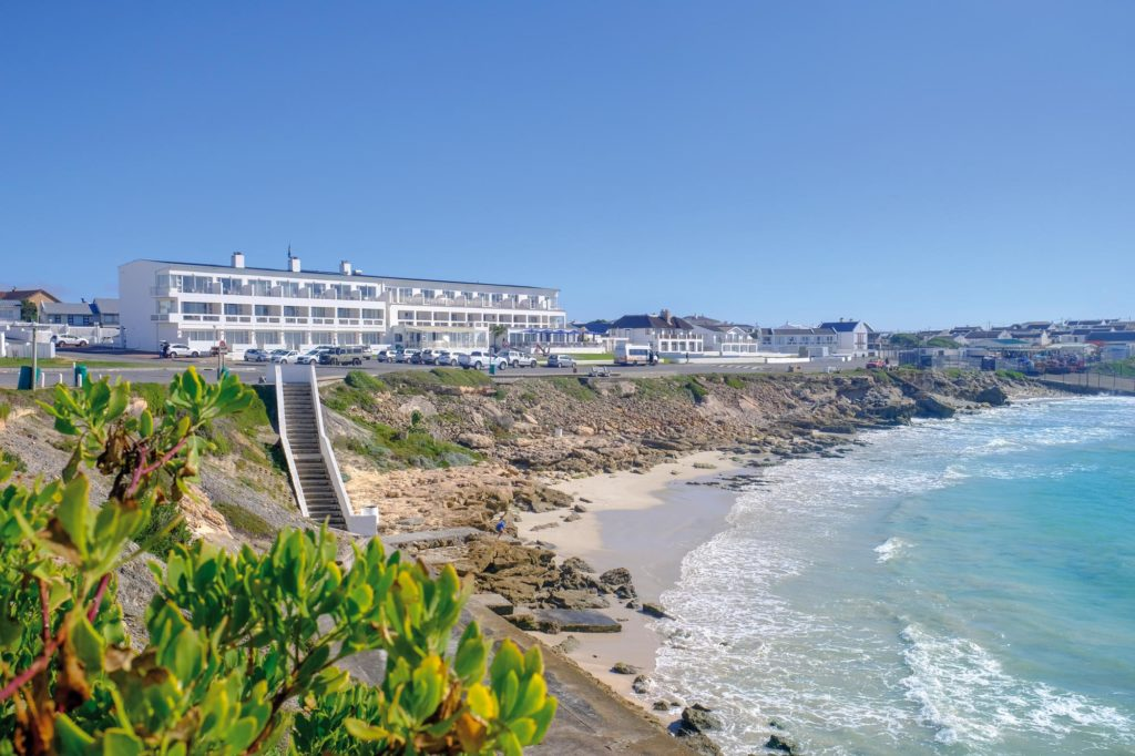Unforgettable, seductive Arniston Spa Hotel