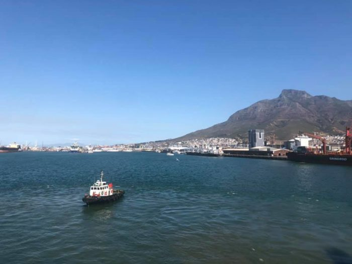 Ships held at Cape Town suspected of coronavirus outbreak