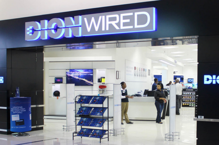 Dion Wired officially closes all stores today