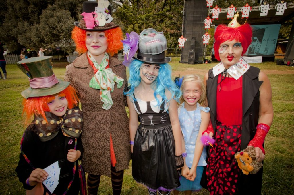 Mad Hatters' Tea Party at Meerendal Wine Estate