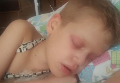 Can you help save Liam's life?