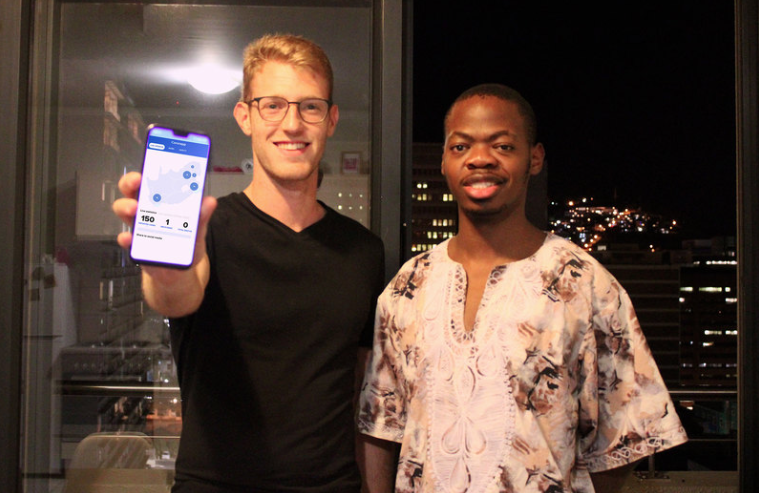 UCT students create 'Coronapp'