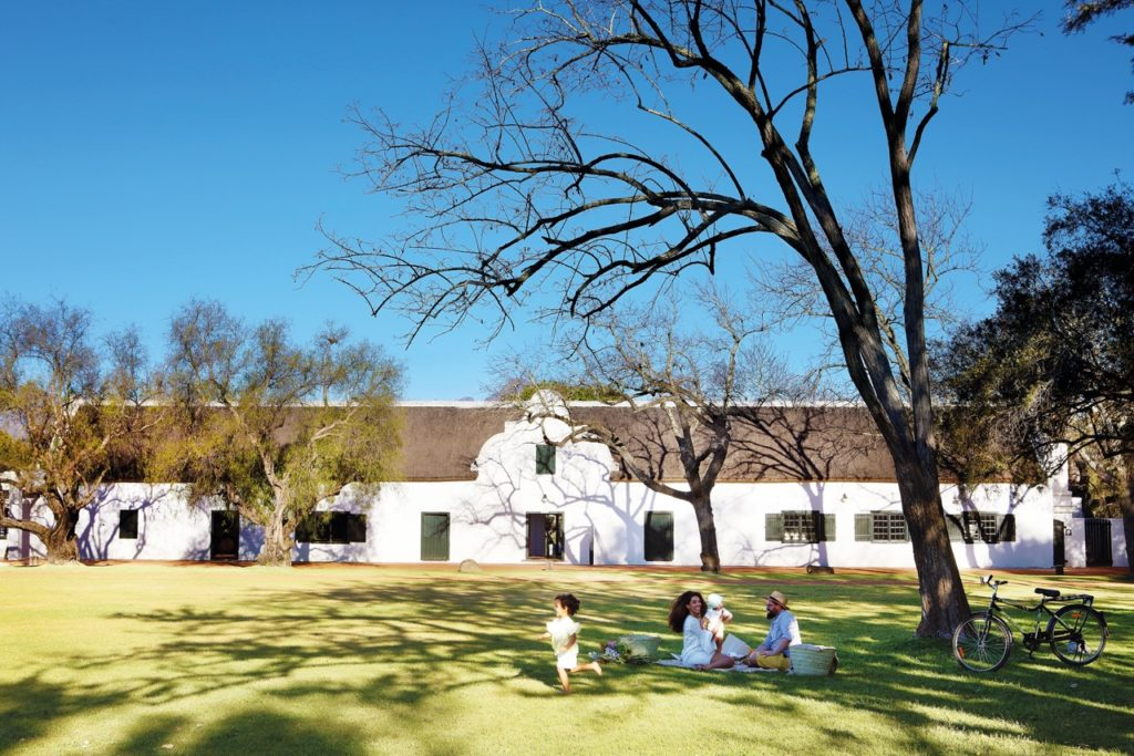 Family Easter adventures at Spier