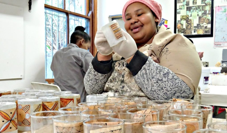 Tea bags bring hope to Hout Bay community