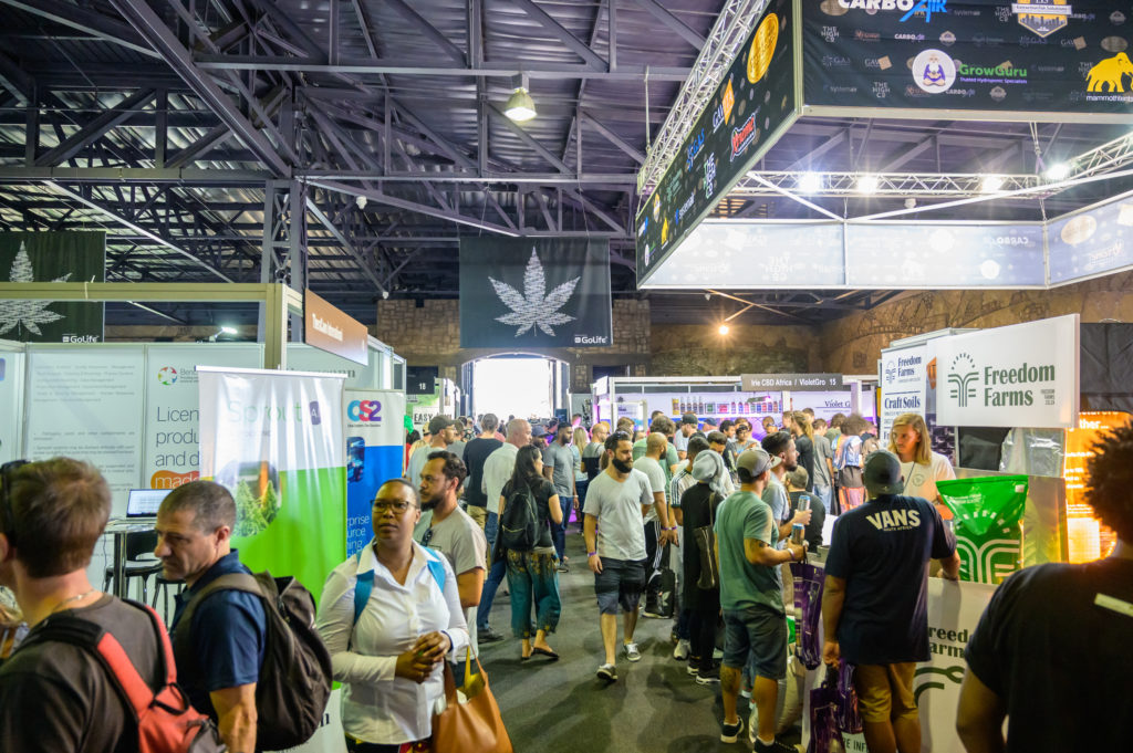 Highly anticipated Cannabis Expo comes to Cape Town