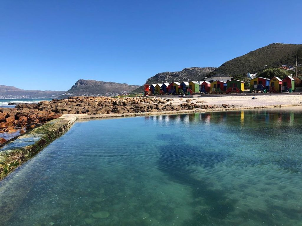 Cape tidal pools to receive eco-friendly cleaning
