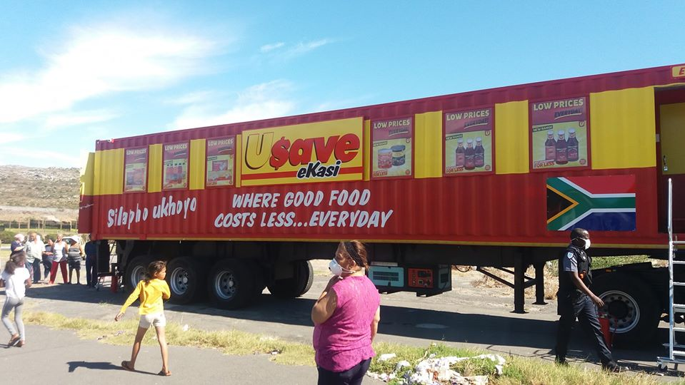 Shoprite brings mobile shop to Ocean View