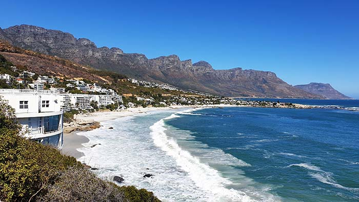 #CapeCalm and quarantine, the Mother City in pictures