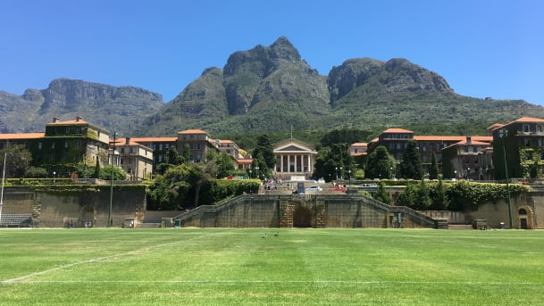 UCT student recovers from COVID-19