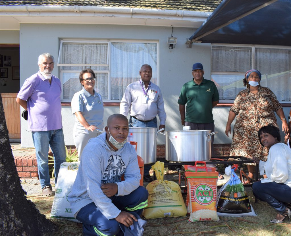 City donates to soup kitchens in need