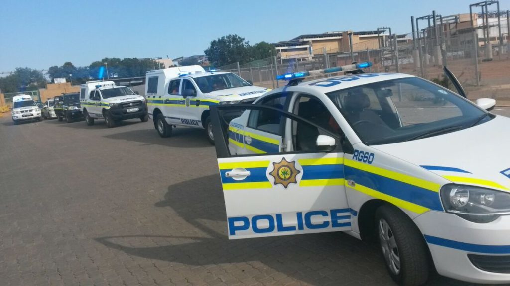 SAPS emergency line temporarily closed