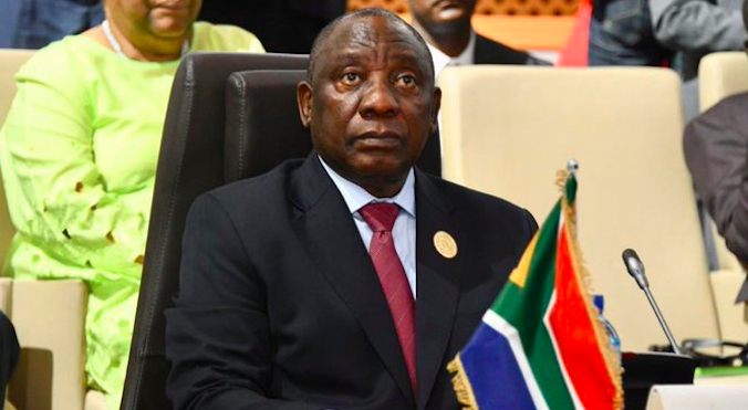 President extends lockdown for two weeks