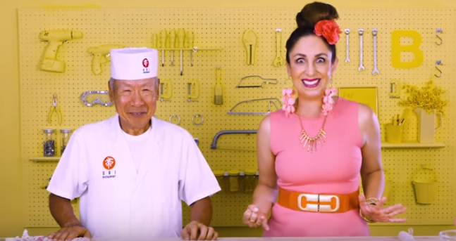 Learn to make boere sushi at home