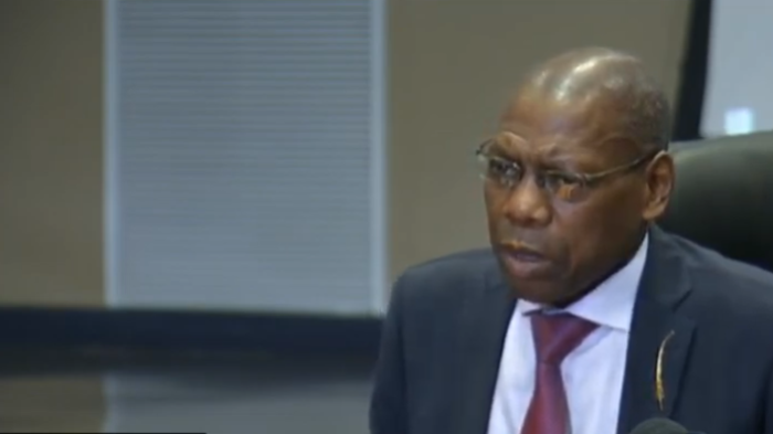Health minister addresses how SA is dealing with COVID-19
