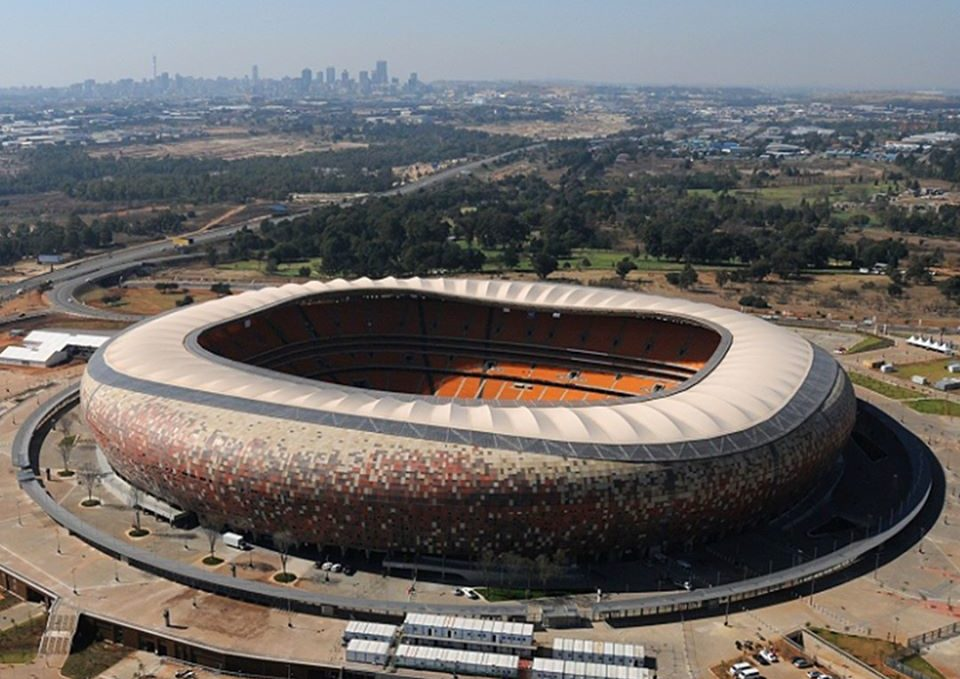 FNB Stadium to be used as hospital for COVID-19 patients