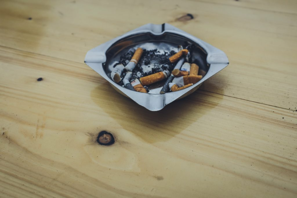 Cigarette ban issue to go to court