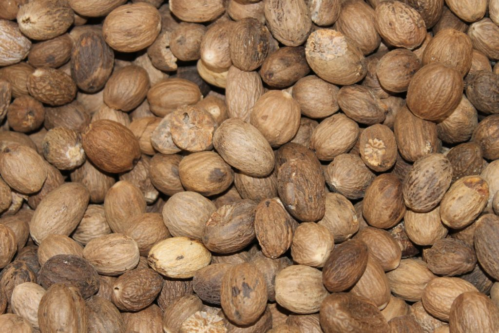 Parents warned of dangerous 'nutmeg challenge'