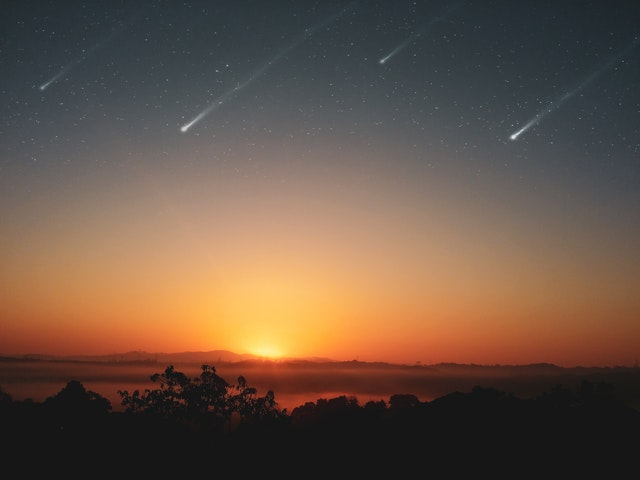 Lyrid meteor shower to peak tonight