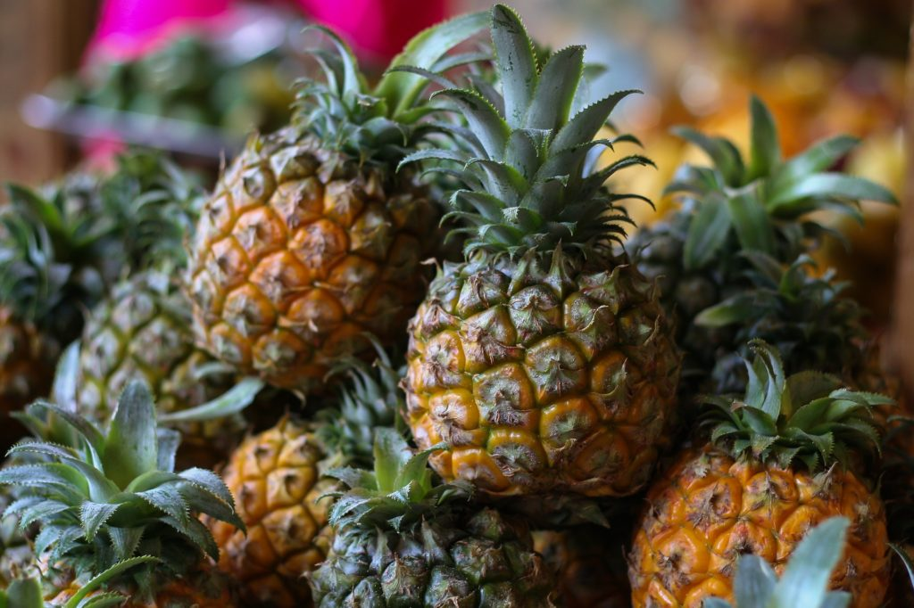 Pineapple sales skyrocket during lockdown