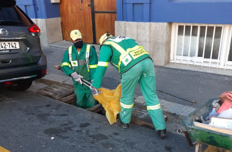 Cape CBD litter down by 50%, allowing for effective deep cleaning