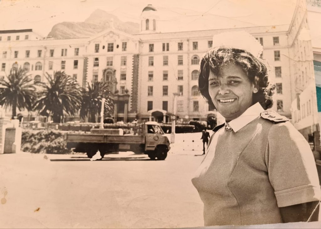 Cape nurse recounts career at Groote Schuur Hospital