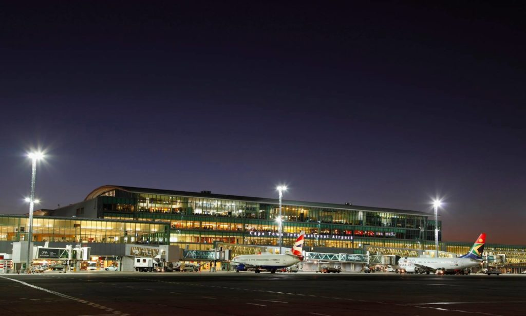Cape Town International named best airport in Africa