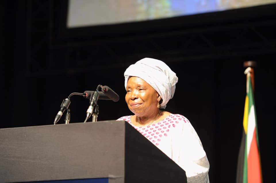 COGTA minister explains once-off movement rules
