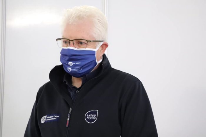 Alan Winde named COVID-19 contact, enters self-quarantine
