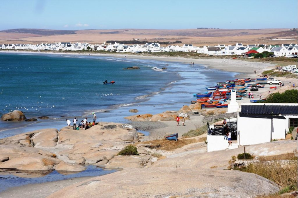 Fisherman dies off the coast of Paternoster
