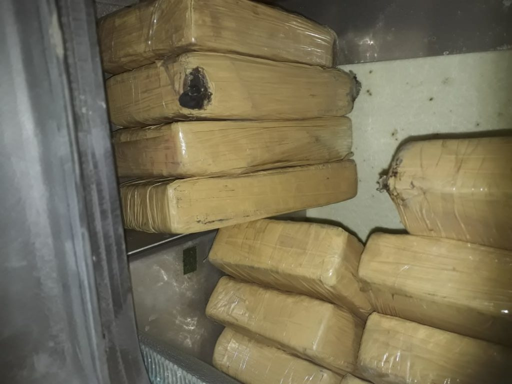 Shipping container found loaded with R30-million worth of cocaine