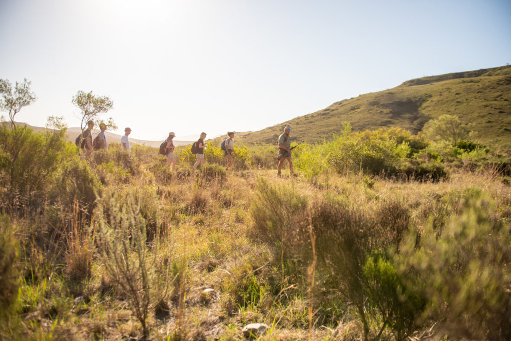 Gondwana Game Reserve launches pioneer trail