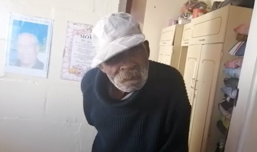 South Africa's oldest living man turns 116