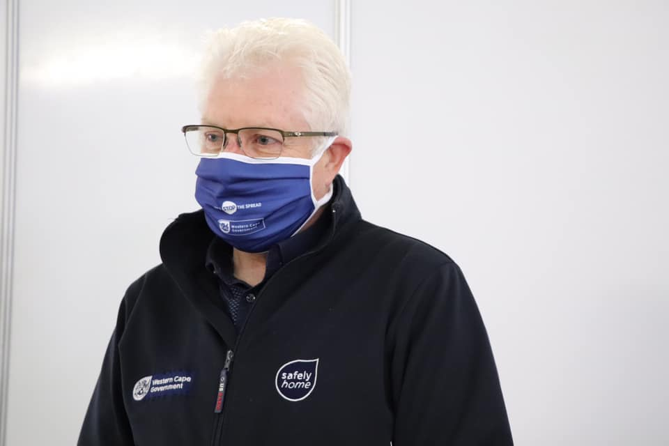Alan Winde discusses the 'new normal'