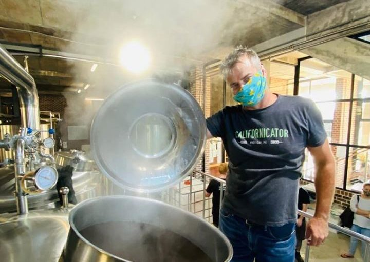 Woodstock Brewery becomes soup kitchen