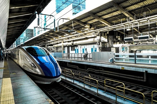 Talks of high-speed trains for SA