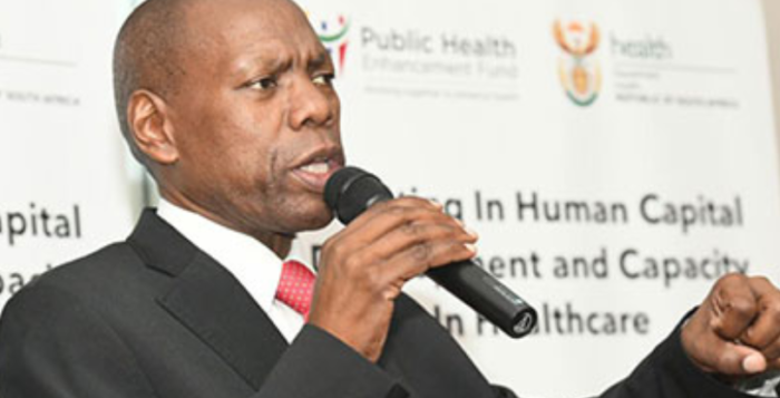 Minister of Health to address tobacco control in SA