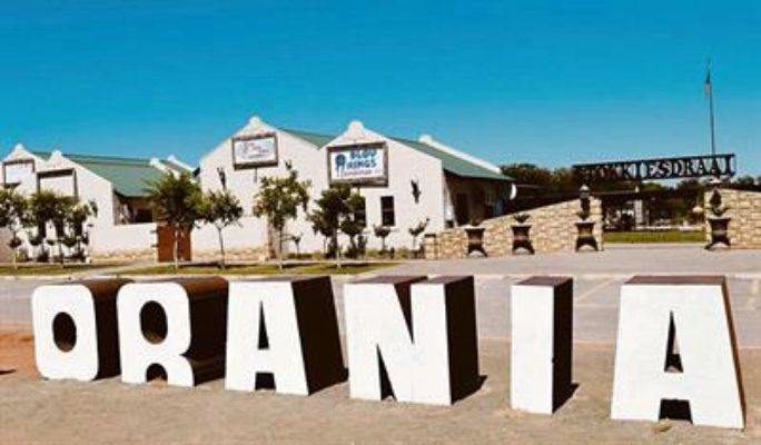 MEC calls for Orania to be shut down