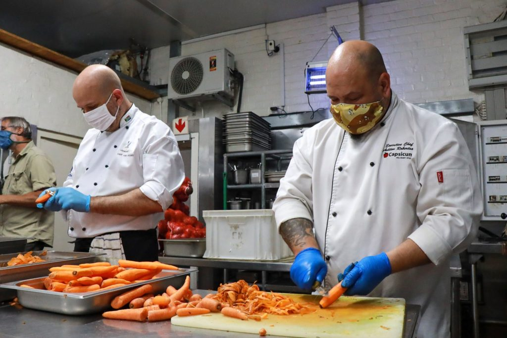 Cape chefs run 'Soupathon' to feed the Mother City