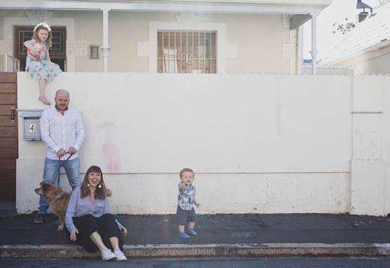 Drive-by photography project helps feed Lavender Hill community