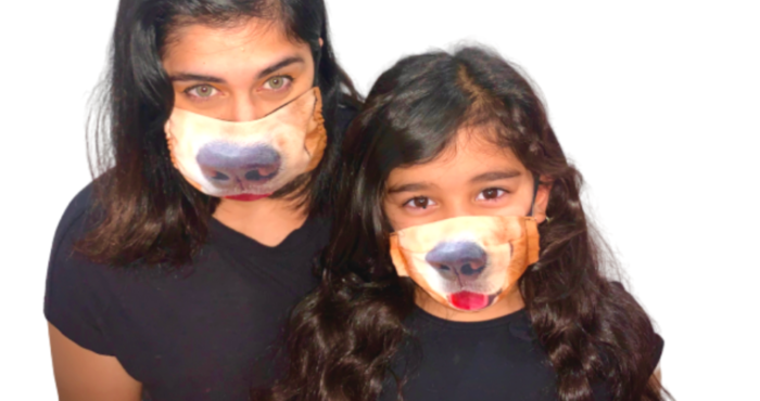 Cape SPCA launches more animal-themed face masks
