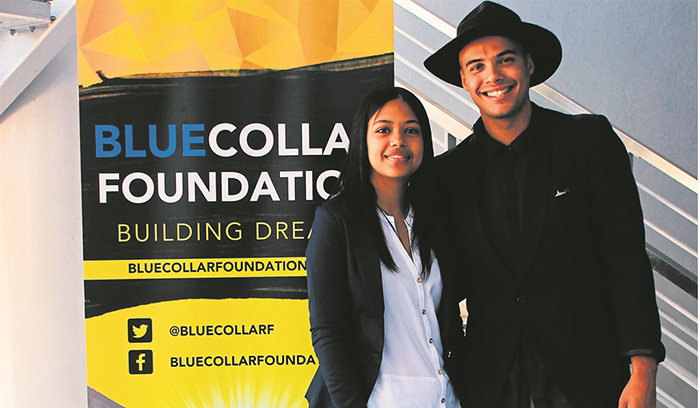 Blue Collar and Geness foundations to award R165 000 in bursaries