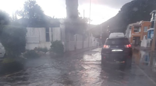Heavy rains cause flooding and power outages across the Cape