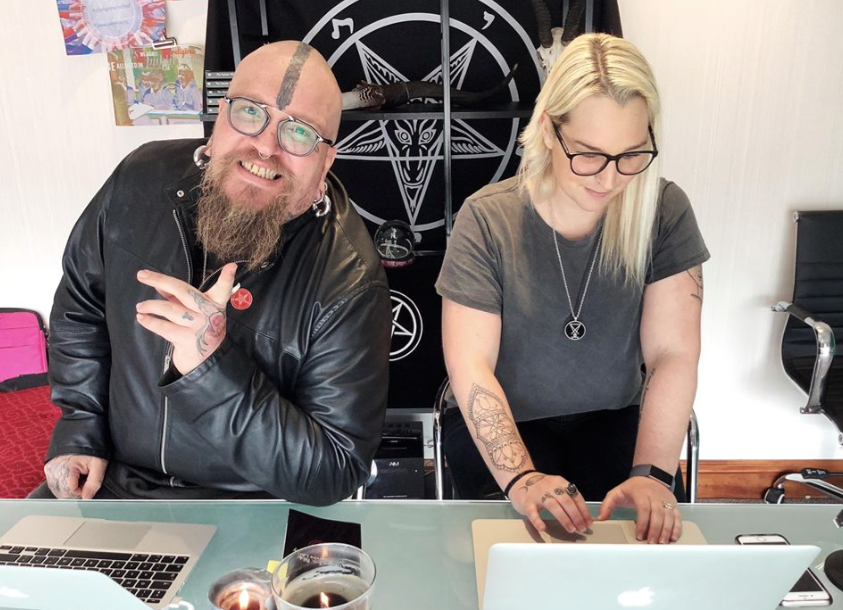 SA's first Satanic Church says it does not devil worship or sacrifice