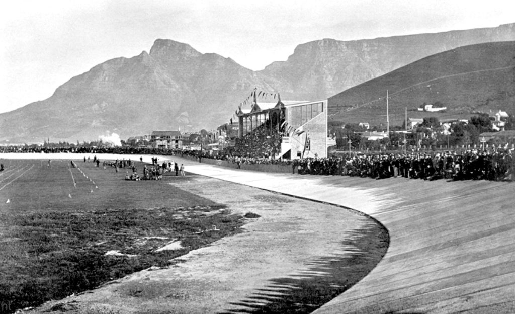 Views of Table Mountain through the years