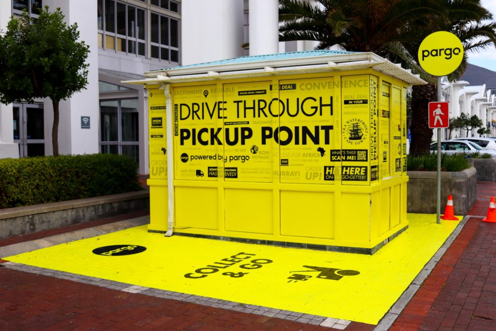 V&A Waterfront introduces click and collect drive through
