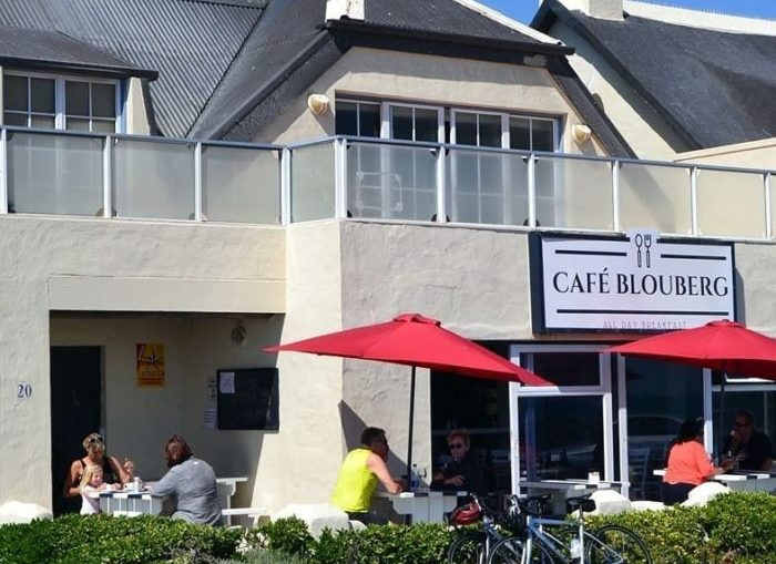Café Blouberg permanently closes its doors