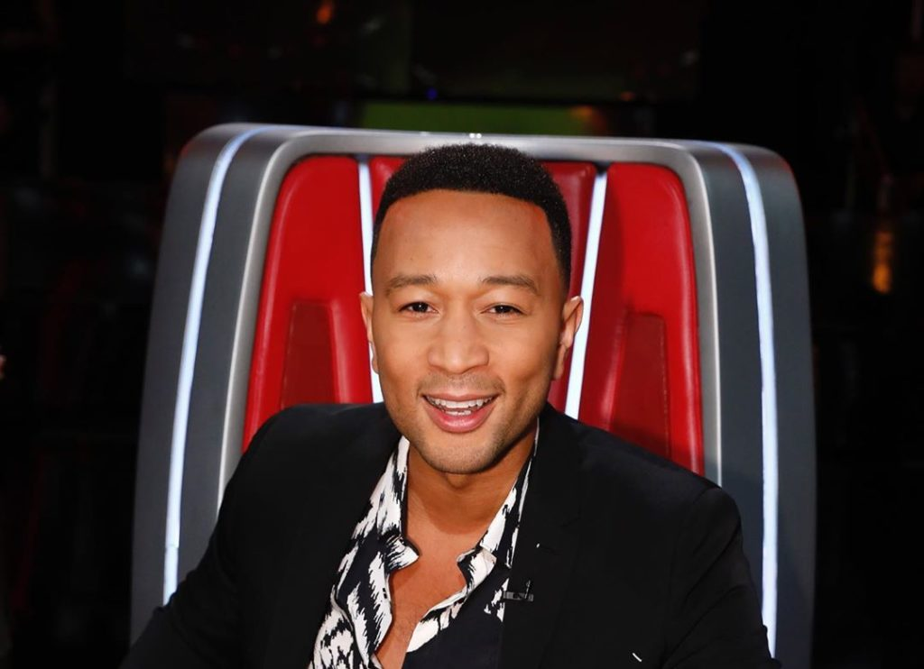 John Legend to perform in free live virtual concert